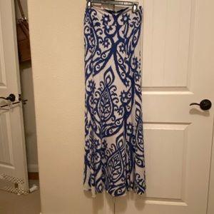 Boutique Maxi Skirt size L